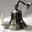 Antique-Brass-Wall-Bell-Nickel-Vintage-Ship-School-Pub-Last-Order-Dinner-Door-5-034 Indexbild 6