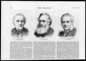 1875-Antique-Print-BENJAMIN-ATTWOOD-WILLIAM-JARDINE-WILLIAM-ARBUTHNOT-G005