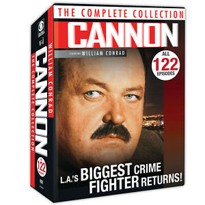 Cannon-The-Complete-Collection-DVD-122-Episodes-Region-1-US-amp-Canada