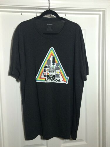 Activision Video Gamer t-shirt 3XL made in USA