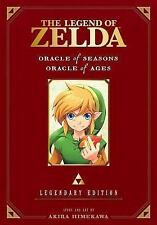 The Legend of Zelda: Oracle of Seasons / Oracle of Ages -Legendary Edition- The
