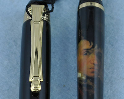 Picasso 926 Luxor Fountain Pen Golden Peace Without Box