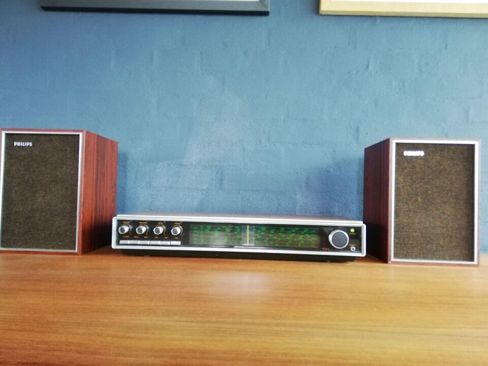 Stereoanlæg , Philips, 701