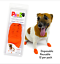 thumbnail 5 - Pawz Rubber Dog Shoes Wound Relief Re-usable And Sold In Singles,2,4,8 or 12s