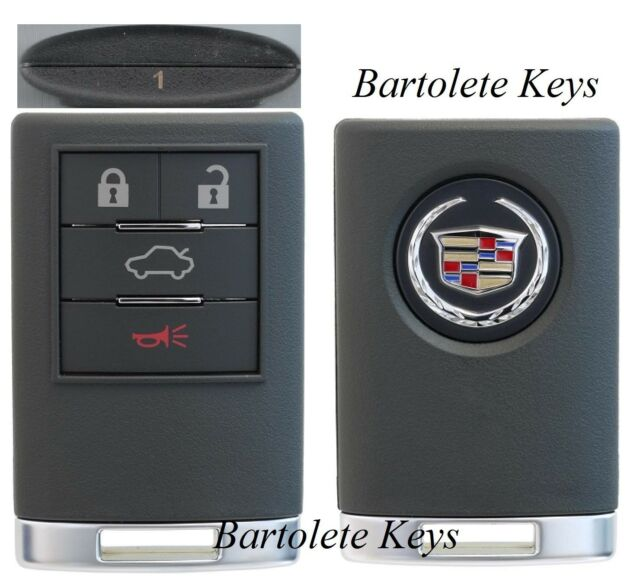 OEM Fob Keyless Remote #1 For Cadillac CTS DTS STS