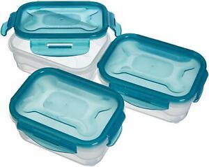 Lot-De-3-boites-De-Conservation-hermetiques-3-x-0-6-litre-Tupperware-Cuisine