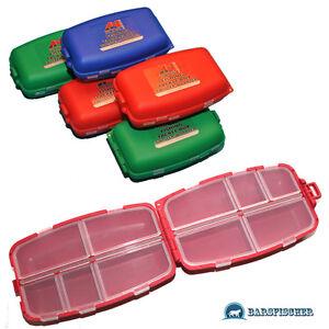 ZUBEHÖRBOX NEU PLASTIKBOX TACKLEBOX KLEINTEILEDOSE 74-TW-008 KLEINTEILEBOX