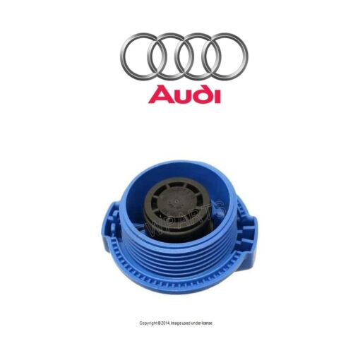 For Audi A4 A6 A8 Quattro S4 S6 S8 Coolant Recovery Tank Cap Genuine 8E0 121 321