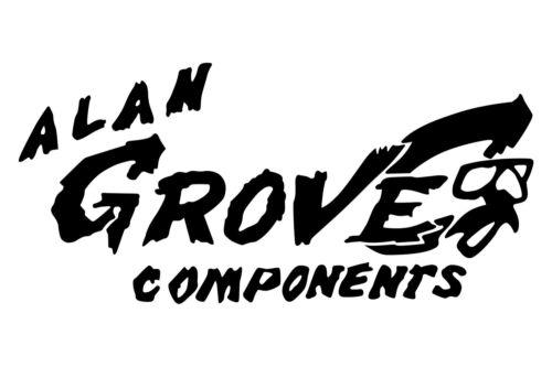 Alan Grove 144R A//C Bracket Low Mount for 97-2013 Corvette LS Engines