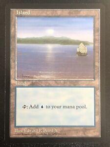 Island-APAC-land-Hong-Kong-Red-Pack-promo-Ed-Beard-jr-mtg-NM