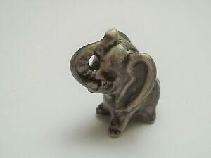 magnifique éléphant miniature en porcelaine,collectio, olifant,elefant, G-tp5-18