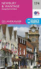 Newbury & Wantage, Hungerford & Didcot by Ordnance Survey (Sheet map, folded, 2016)
