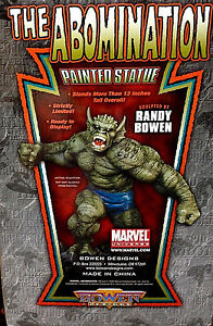 Abomination-Bowen-Designs-Statue-Marvel-Comics-Hulk-New-2008-Special-Price