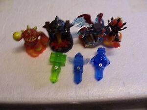 Skylander Game Figures SmolderDash and more . Lot #Z20
