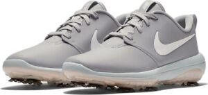 Details about NEW WOMEN'S NIKE ROSHE G TOUR GOLF SHOES AR5582 002 WOLF GREY WHITE PINK SZ 10 W