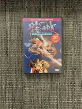 Street Fighter Ii The Animated Movie Region 1 Dvd For Sale Online