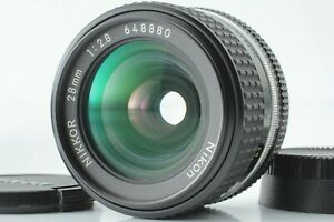 TOP-MINT-Nikon-Ai-s-Nikkor-28mm-f-2-8-MF-Prime-Wide-Angle-Lens-from-Japan