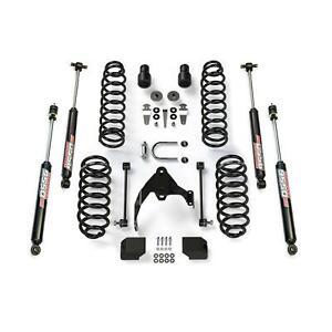 "Teraflex 1251000 Suspension Lift Kit w/ 9550 VSS Shocks for JKU 4-Door 2.5"" Lift"