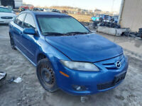 JUST IN FOR PARTS!! WS5608 2006 MAZDA 6 Woodstock Ontario Preview
