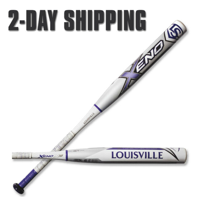 Louisville Slugger Xeno X18 10 2018 Fastpitch Softball Bat
