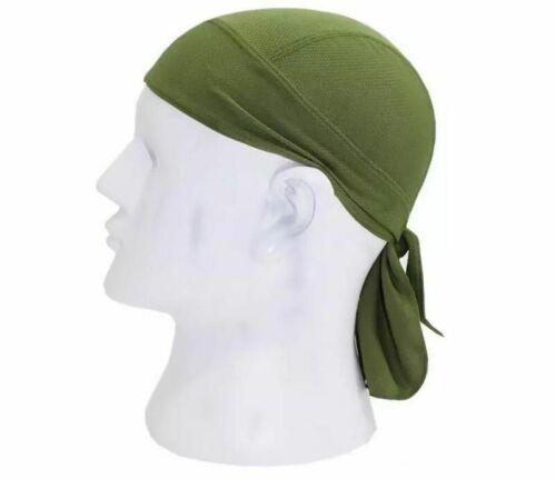 Men Women Cycling Pirate Cap Outdoor Sport Bandanas Head Scarf  Bicycle Headwear