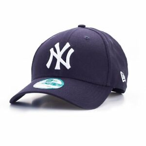 Cap New Era 9Forty Mlb League Basic New York Yankees Blue Men  63093824978