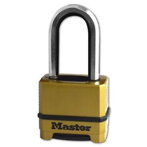Master Lock Excell Combinaison Heavy Duty Cadenas M 175 EURDLH