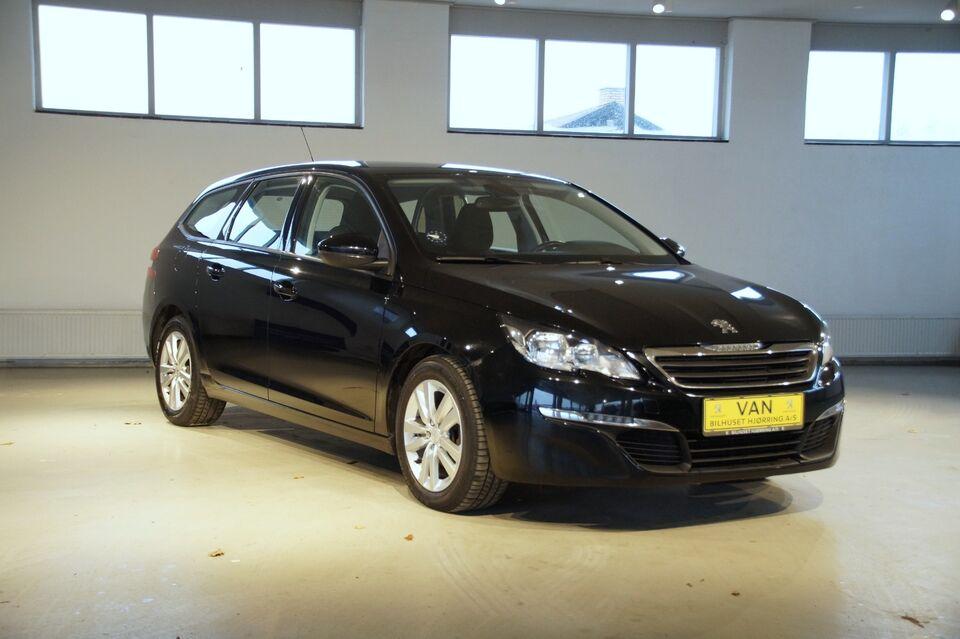 Peugeot 308 1,6 BlueHDi 120 Active SW Van Diesel modelår