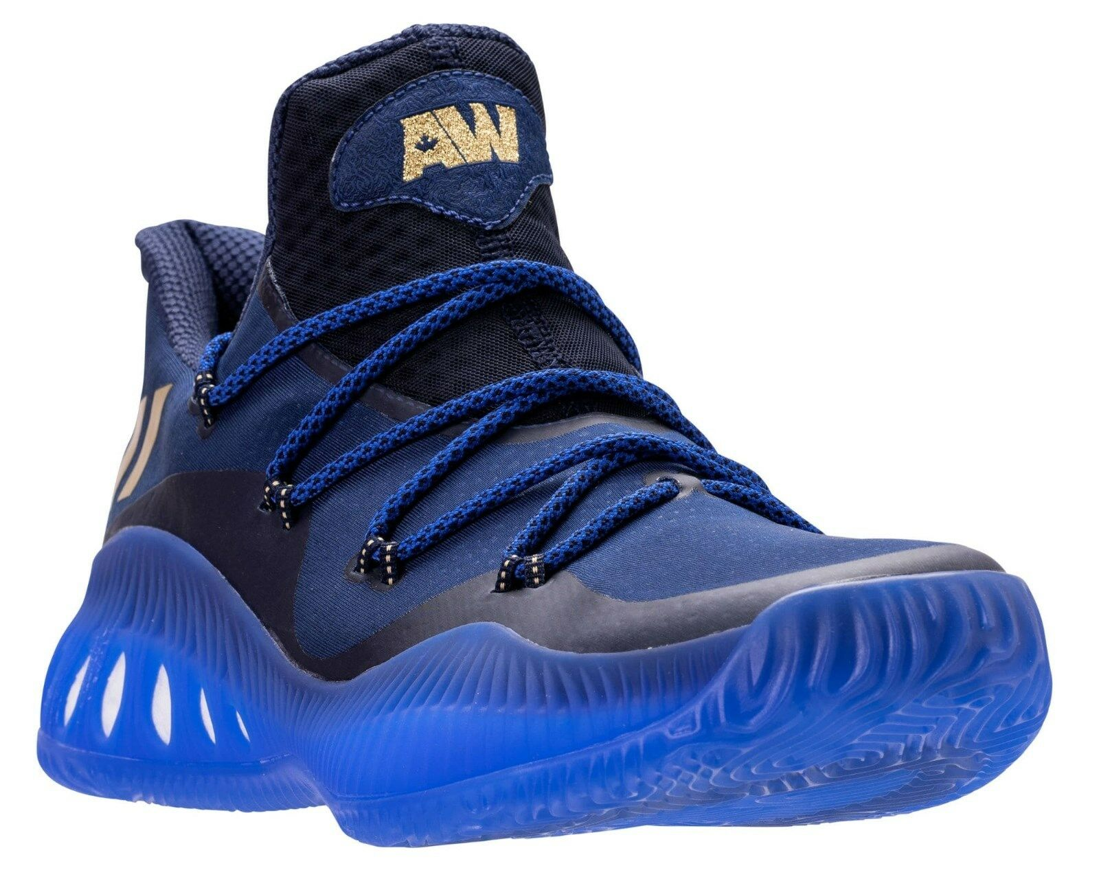 Adidas Crazy Explosive Low Homme Basketball Chaussures BW0571 Taille: US 7