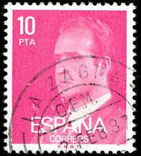 Scott # 1983 - 1977 - ' King Juan Carlos I '