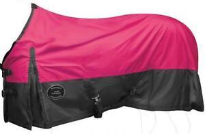 Showman-600-Denier-Rip-Stop-Nylon-Turnout-Waterproof-amp-Breathable-Horse-Sheet