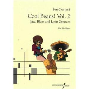 CROSLAND COOL BEANS Vol 2 Piano