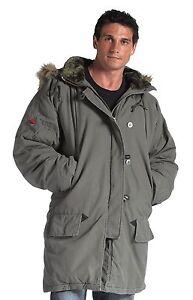 Heavy Jacket For Winter
