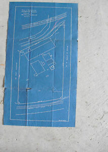 Vintage 1940s blueprint for champion silk company in stowe pa look image is loading vintage 1940s blueprint for champion silk company in malvernweather Image collections