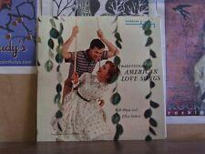 MILT OKUN ELLEN STEKER AMERICAN LOVE SONGS LP RLP 12634