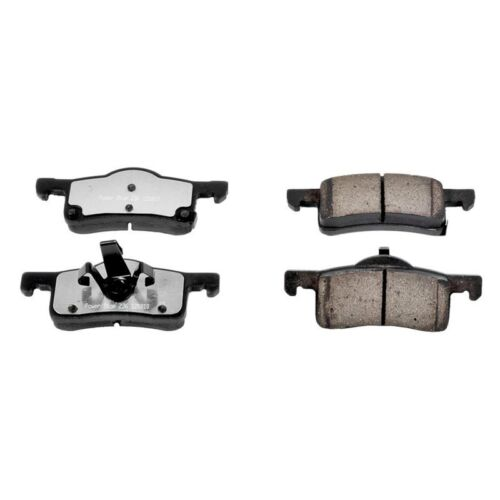 For Ford Expedition 03-06 Brake Pads Z36 Extreme Truck /& Tow Carbon-Fiber