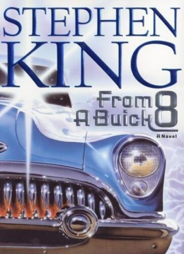 1 of 1 - From a Buick 8,Stephen King- 9780743211376