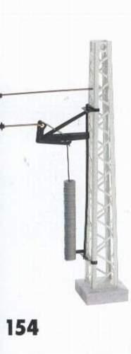 Nr 2 x Sommerfeldt Oberleitung Hebelspannwerk Bausatz 154