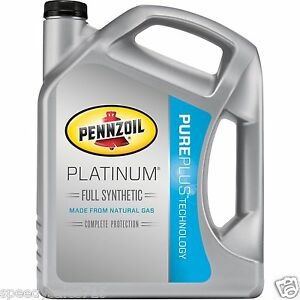 Pennzoil Synthetic Oil From Natural Gas