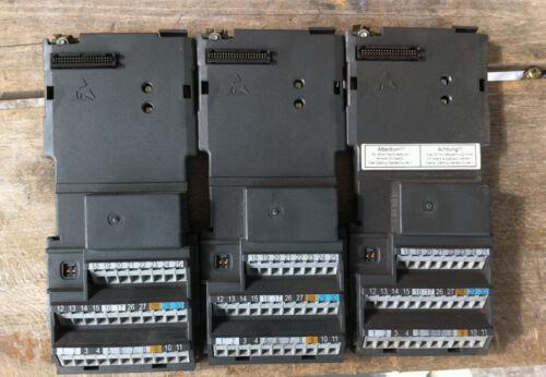 Siemens MM440//430 inverter I//O board 1790L811A