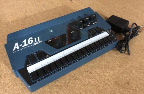 Aviom A-16ii Personal Mixer W// power supply