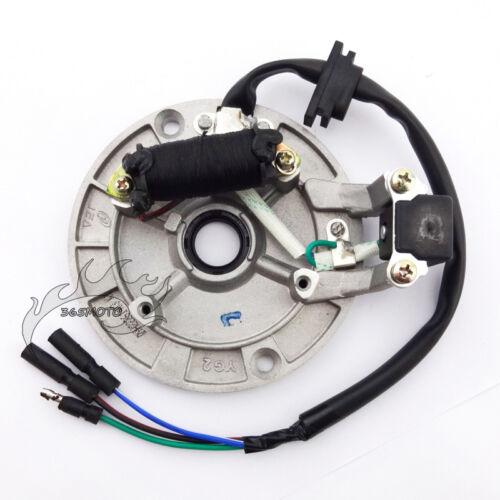 Engine Magneto Stator No Light For YX 140cc Pit Dirt Bike Stomp SSR PitsterPro