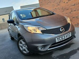 2013 NISSAN NOTE 1.5dci, NEW SHAPE, LONG MOT, FULLY SERVICED, FREE ROAD TAX