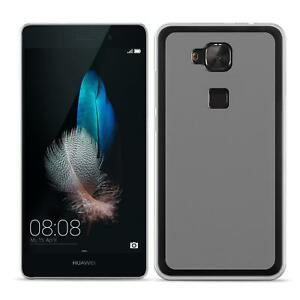 Huawei-G8-HANDY-HULLE-Schutz-Cover-PANZER-GLAS-FOLIE-Silikon-Case-Etui-Tasche