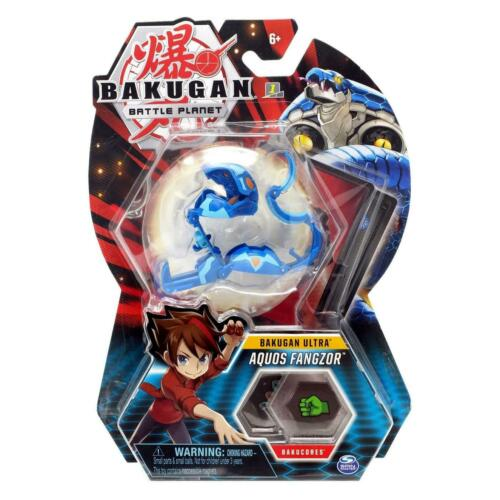 Bakugan Ultra Aquos Fangzor Action Battle Brawlers 3 /'/' Transformers Figure