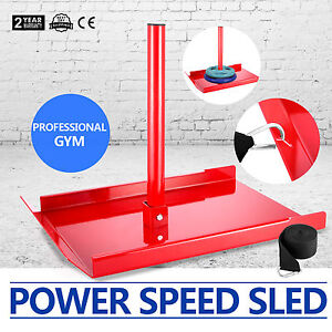 DRIVER-SLED-PROWLER-OLYMPIC-HARNESS-STRONGMAN-CROSSFIT-WEIGHT-GYM-FITNESS