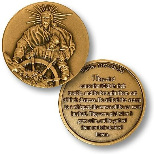 U.S. Navy ~ The Lord of the Seas ~ Challenge Coin