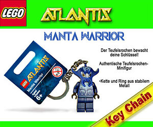 LEGO Atlantis 852775 Manta warrior porte clé 							 							</span>