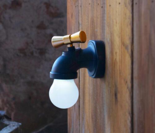 Tap Night Light