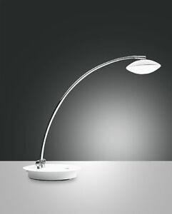 HALE-LED-8W-LAMPADA-DA-TAVOLO-SCRIVANIA-STUDIO-REGOLAZIONE-LUCE-AL-TOCCO